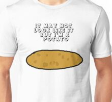 I am a Potato Unisex T-Shirt