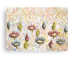 Valley of flowers Canvas Print