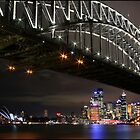 Sydney Harbour Bridge by kcy011