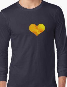 Heart of Gold Long Sleeve T-Shirt