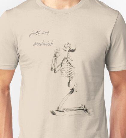 Just One Sandwich Unisex T-Shirt