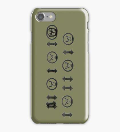 Macchina II iPhone Case/Skin