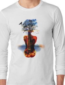 MUSIC IN SOUL Long Sleeve T-Shirt