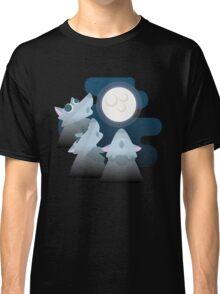 Three Wolf Moon Moon Classic T-Shirt