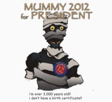 Halloween: Mummy 2012 by vjewell