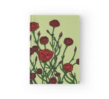 Carnation Tarnation Hardcover Journal