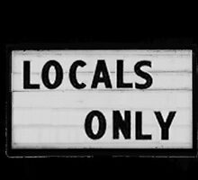 Locals only by fuka-eri
