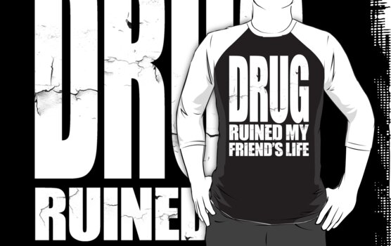 DRUG RUINED MY FRIEND'S LIFE by DropBass