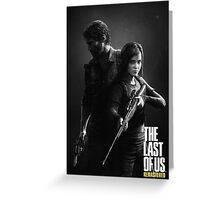 the last of us remastered Greeting Card