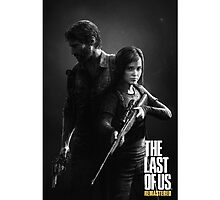 the last of us remastered Photographic Print