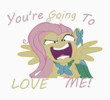 Fluttershy Love Me by eeveemastermind