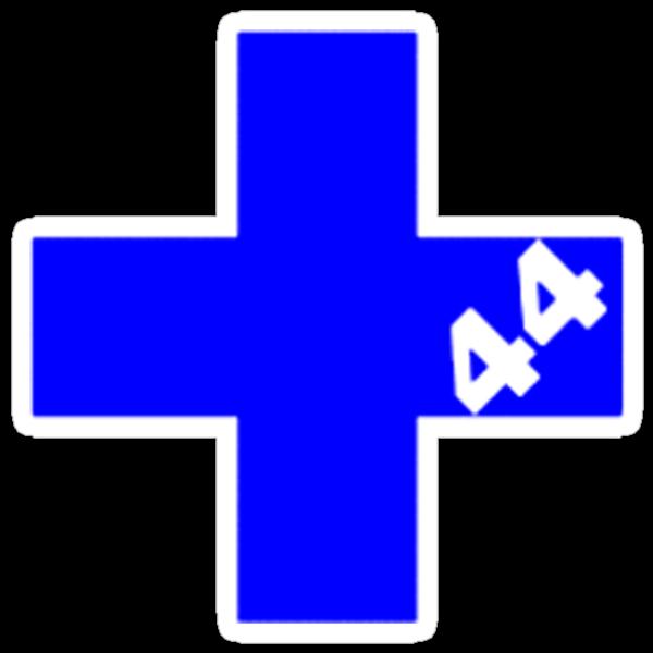 Sum 44 - Blue by Kingofgraphics