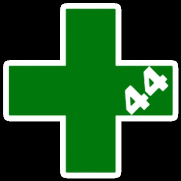 Sum 44 - Dark Green by Kingofgraphics