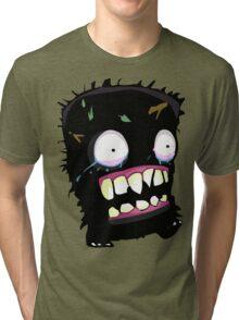 Castle Crasher Monster Troll Cryin' Tri-blend T-Shirt