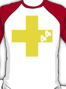 Sum 44 - Yellow T-Shirt