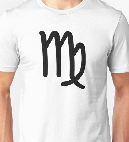 Virgo - The Virgin - Astrology Sign Unisex T-Shirt