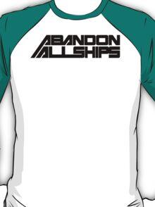 Abandon All Ships T-Shirt