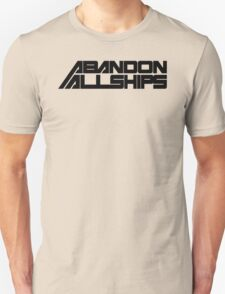 Abandon All Ships T-Shirt