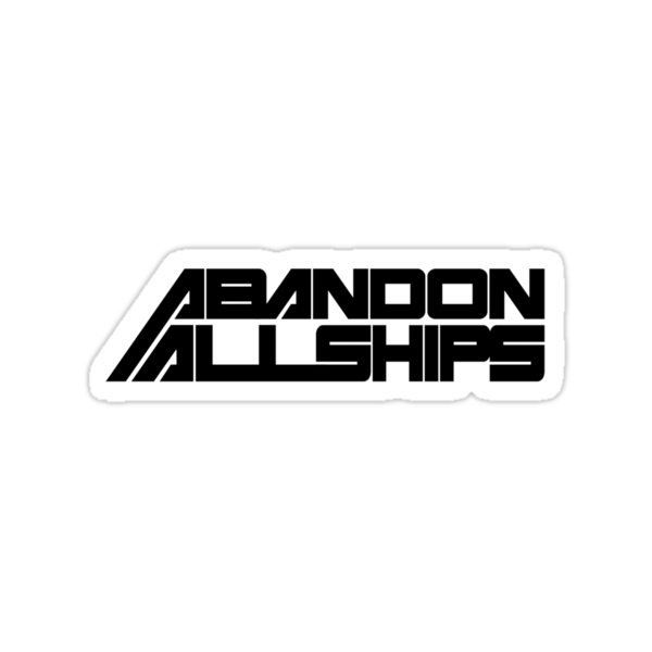Abandon All Ships by Kingofgraphics