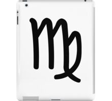 Virgo - The Virgin - Astrology Sign iPad Case/Skin