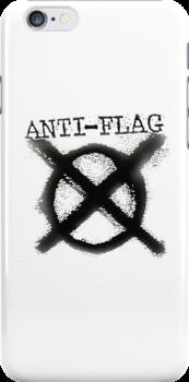 Anti-Flag by Kingofgraphics