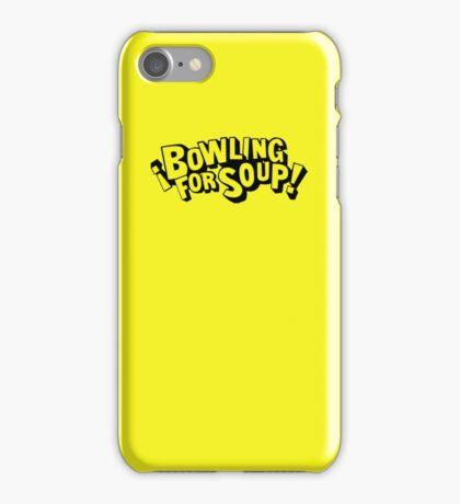 Bowling For Soup iPhone Case/Skin