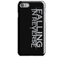 Falling in Reverse  iPhone Case/Skin