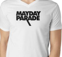 Mayday Parade Mens V-Neck T-Shirt