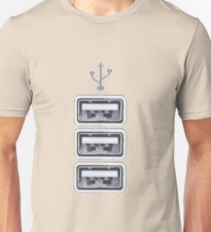 usb Unisex T-Shirt