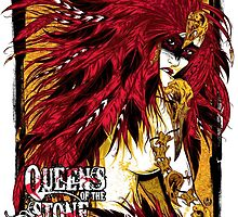 queens of the stone age by kupubaja