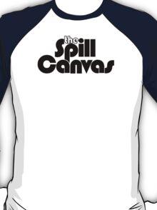 The Spill Canvas T-Shirt
