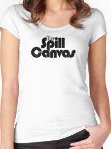 The Spill Canvas Women's Fitted Scoop T-Shirt