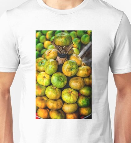 Citrus stack Unisex T-Shirt