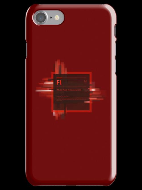 Adobe Flash Splash Screen by Kingofgraphics