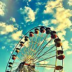 ferris wheel by AmeliaMG