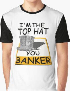 i'm the top hat Graphic T-Shirt