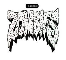 flatbush zombies logo by kupubaja