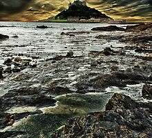 St. Michael's Mount by martin bullimore