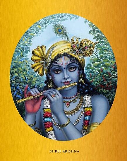 Krishna by Vrindavan Das