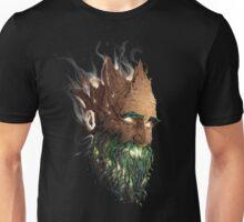 Vegetal Mask - Paul DOUARD Unisex T-Shirt