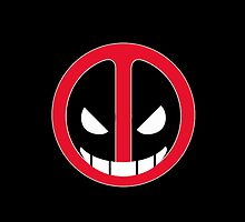 Deadpool: Merc with a Mouth Logo by AWESwanky