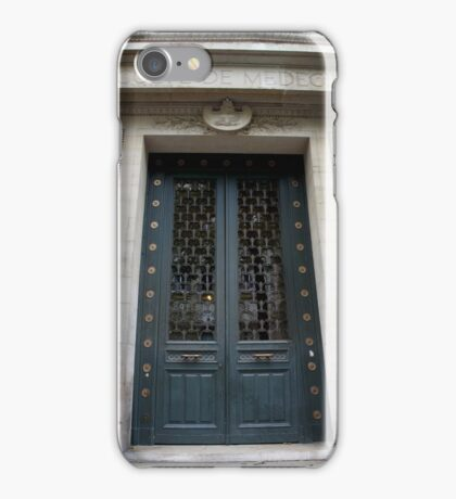 Doors to learning iPhone Case/Skin