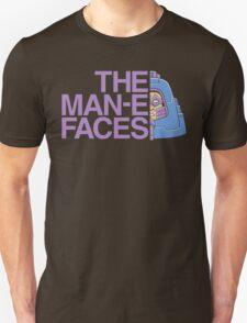 The Man-e-Faces Unisex T-Shirt