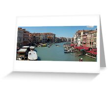 Grand Canal, Venice, IT Greeting Card