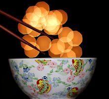 A bowl of bokeh by ClickSnapShot