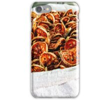 Dried vegetables iPhone Case/Skin