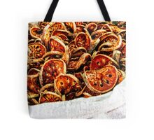 Dried vegetables Tote Bag