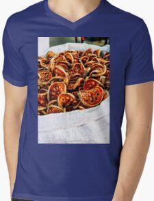 Dried vegetables Mens V-Neck T-Shirt