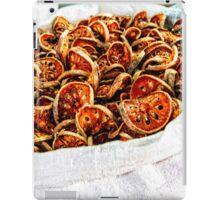 Dried vegetables iPad Case/Skin