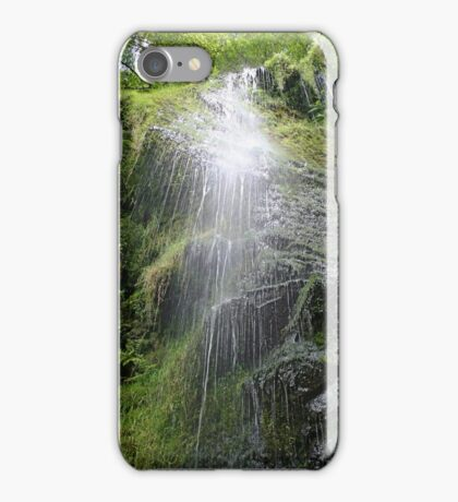 Mallyan Spout, Goathland iPhone Case/Skin
